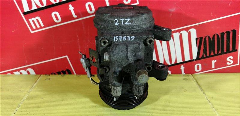 Компрессор кондиционера Toyota Estima Lucida TCR11 2TZ-FE 1993