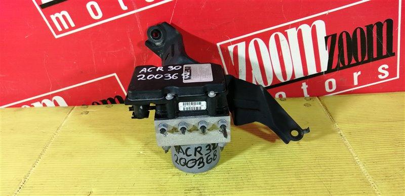 Блок abs (модулятор abs) Toyota Estima ACR30 2AZ-FE