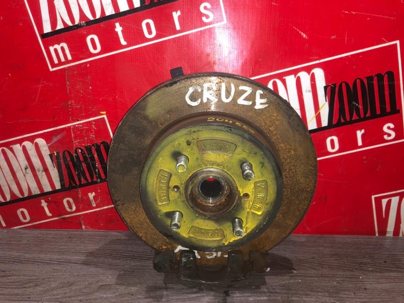 Диск тормозной Suzuki Chevrolet Cruze HR51S M13A 2000 передний