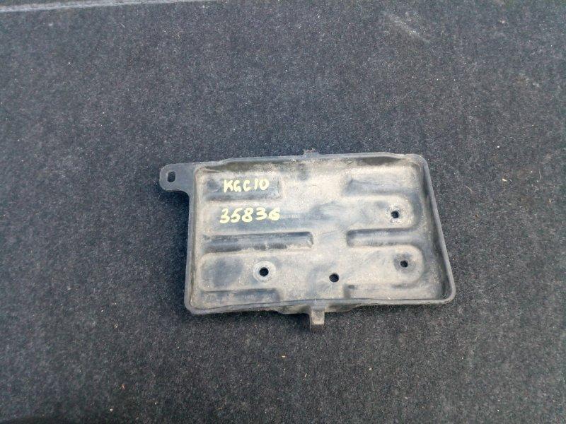 Полка под аккумулятор Toyota Passo QNC10 K3-VE