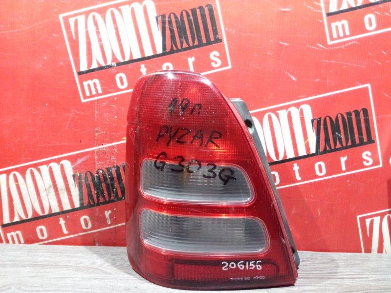 Фонарь (стоп-сигнал) Daihatsu Pyzar G303G HE-EG 1998 задний левый 74-60