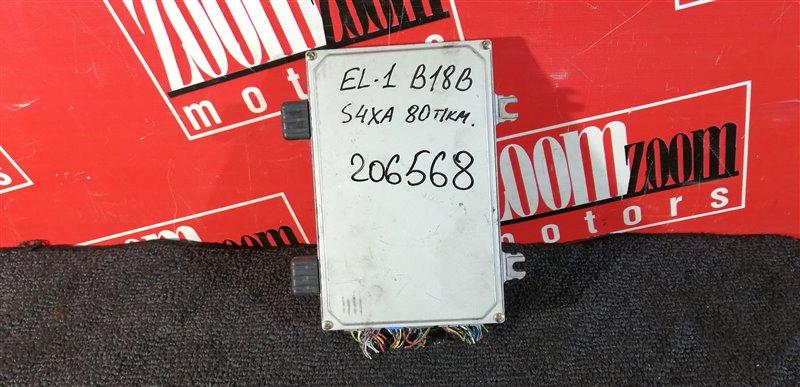Компьютер (блок управления) Honda Orthia EL1 B18B