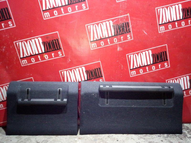 Полка багажника Toyota Allion NZT240 1NZ-FE 2001 задняя черный