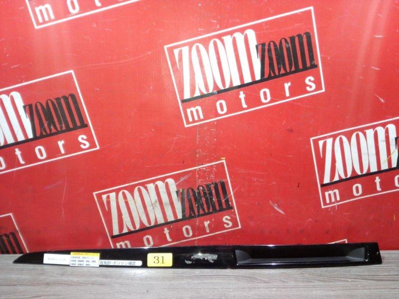 Консоль панели приборов Mazda Axela BK5P ZY-VE 2002 передний