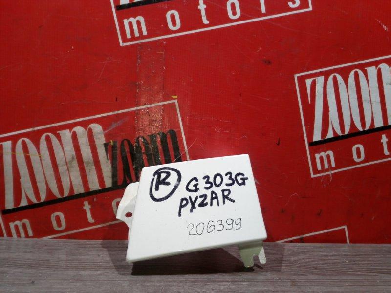 Планка под фонарь Daihatsu Pyzar G303G HE-EG 1998 задняя правая белый