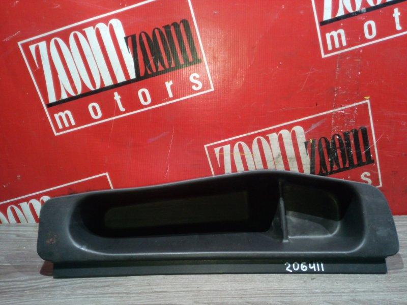 Пластиковые детали салона Toyota Camry SV35 3S-FE 1990 заднее