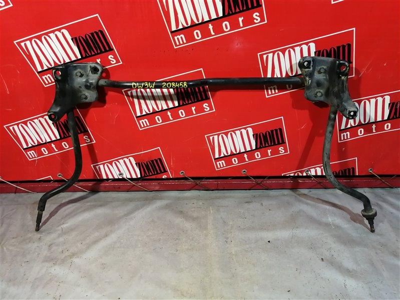 Стабилизатор поперечной устойчивости Mazda Demio DW3W B3 1998 передний