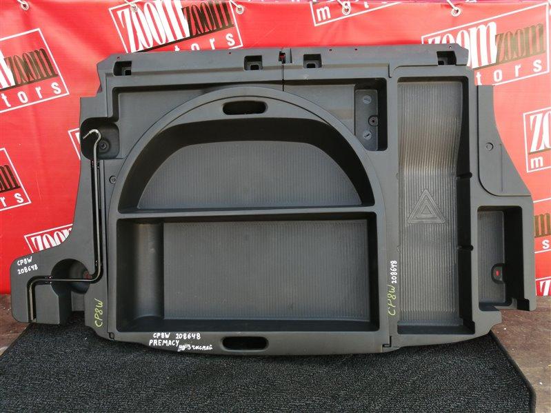 Пол багажника Mazda Premacy CP8W FP-DE 1998