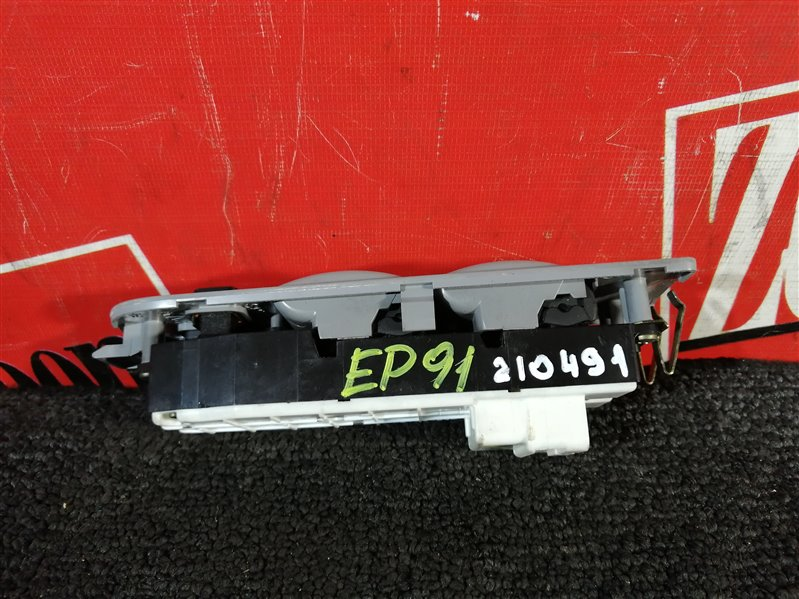 Блок управления стеклоподъемниками Toyota Starlet EP91 4E-FE 1995