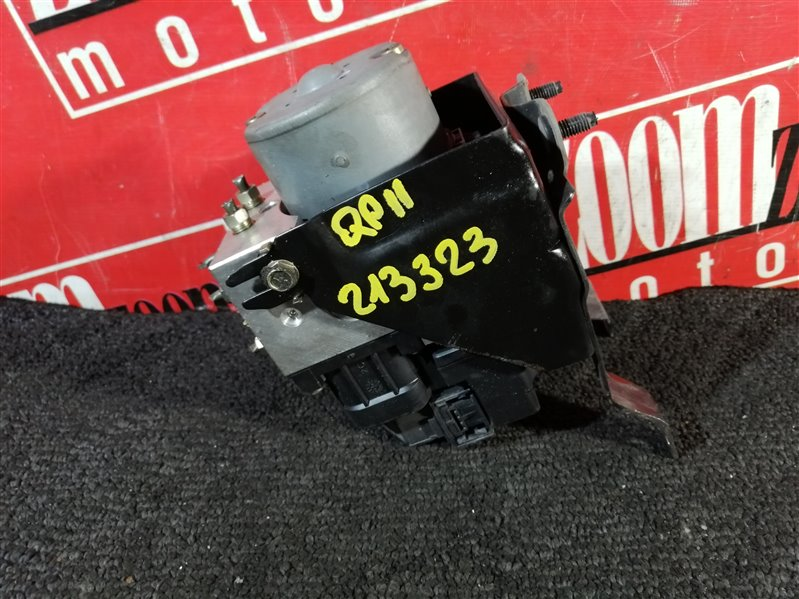 Блок abs (модулятор abs) Nissan Primera HP11