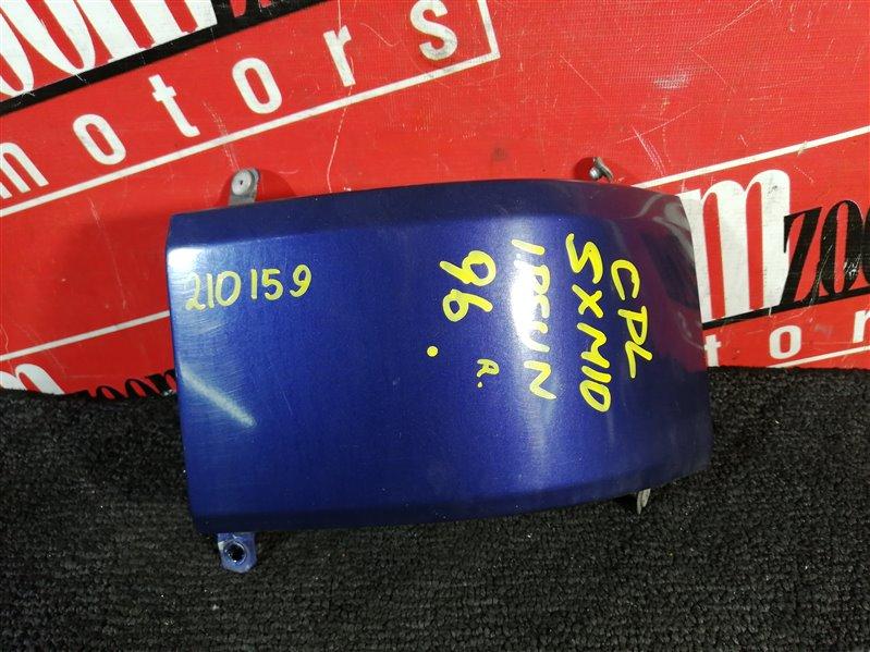 Планка под фонарь Toyota Ipsum SXM10 3S-FE 1996 задняя правая фиолетовый