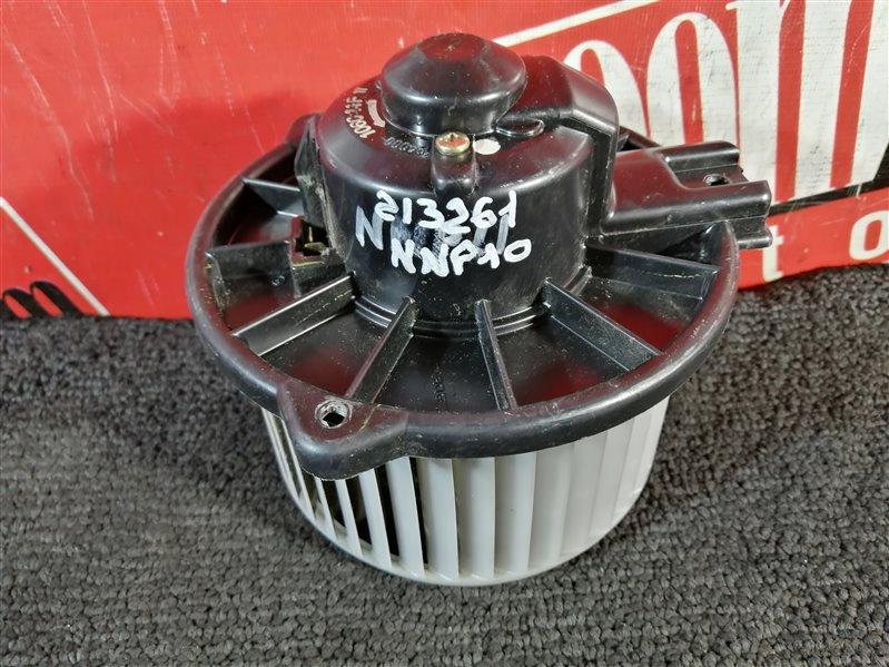 Вентилятор (мотор отопителя) Toyota Porte NNP10 1NZ-FE