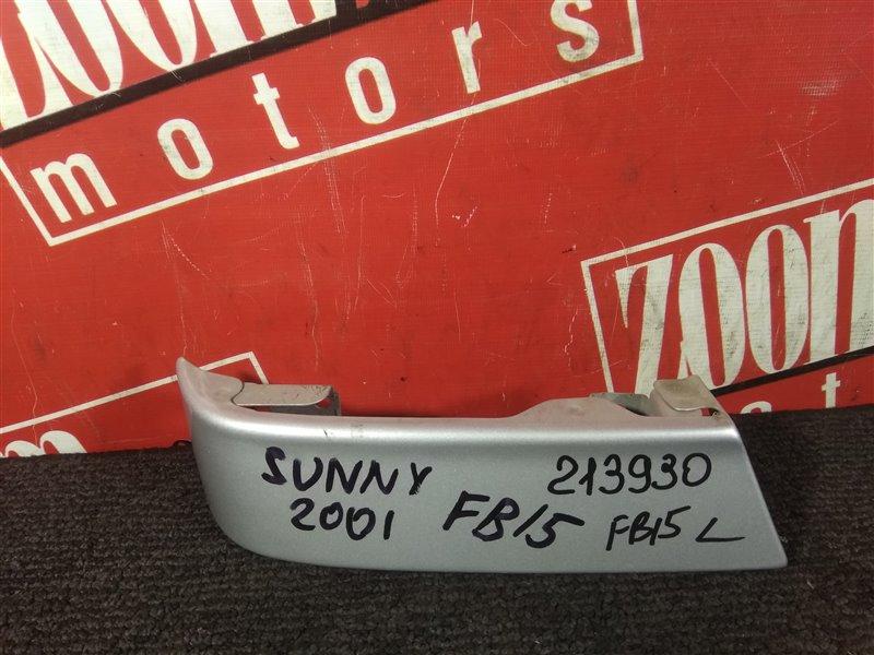 Планка под фонарь Nissan Sunny FB15 QG15DE 2003 задняя левая cеребро