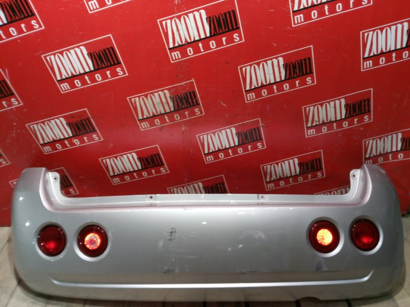 Бампер Suzuki Chevrolet Cruze HR51S M13A 2000 задний cеребро