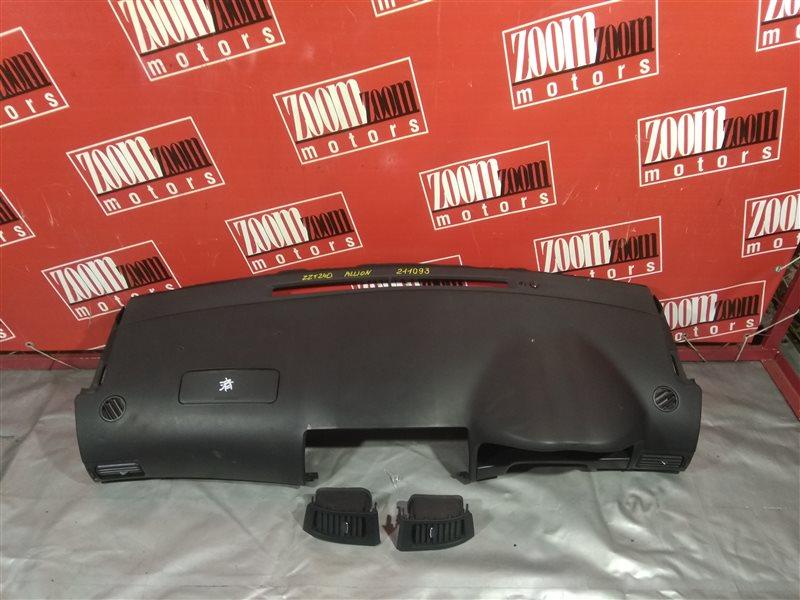 Панель передняя в салон (торпеда) Toyota Allion ZZT240 1ZZ-FE 2000