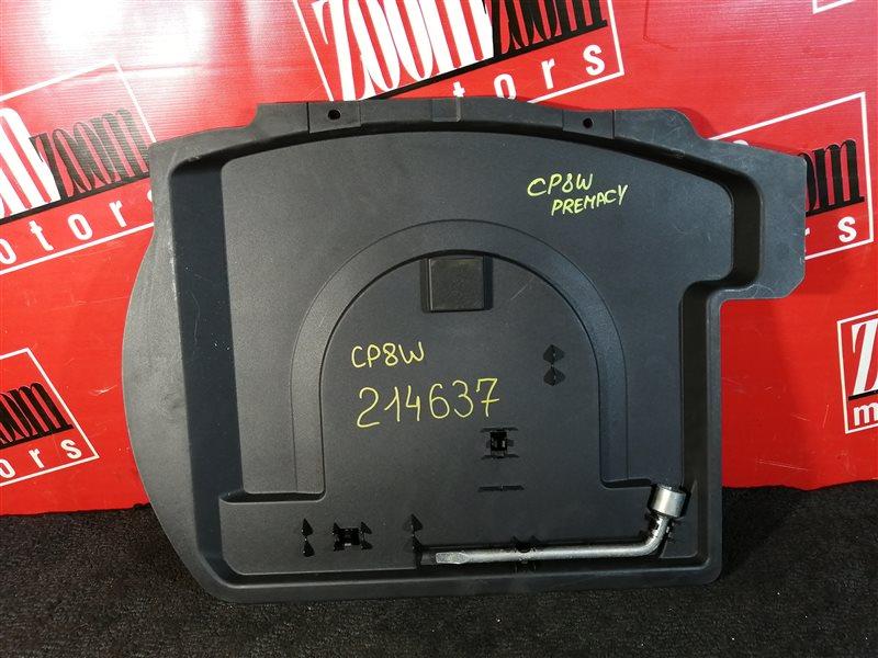 Пол багажника Mazda Premacy CP8W FP-DE 1998 задний