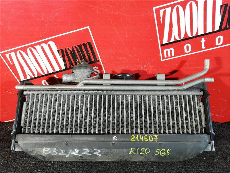 Радиатор интеркулера Subaru Forester SG5 EJ20 2002