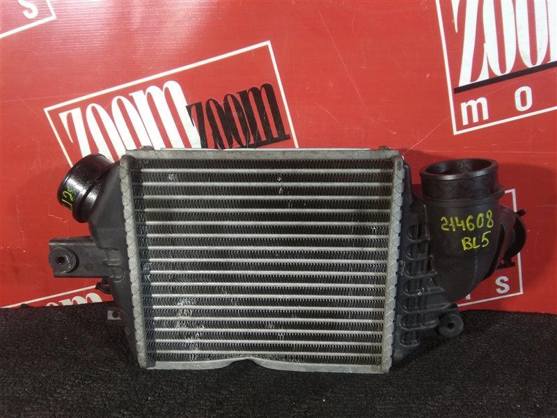 Радиатор интеркулера Subaru Legacy BL5 EJ20 2002