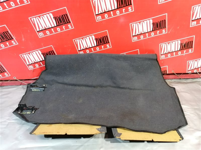 Обшивка (ковер) пола Toyota Caldina AT190 4A-FE 1994 задняя