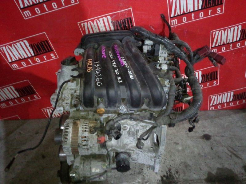 Двигатель Nissan Nv200 VM20 HR16DE 2009 139436с