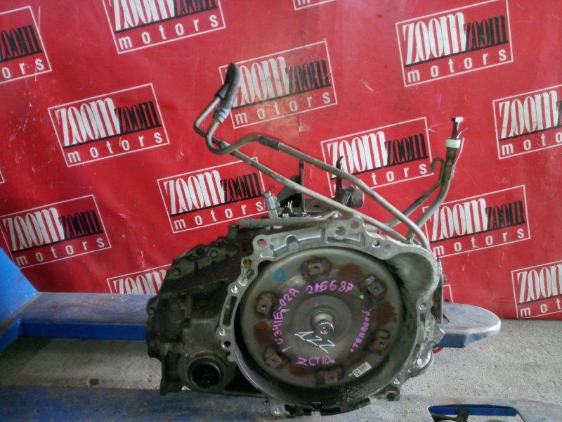 Акпп Toyota Opa ZCT10 1ZZ-FE 2000 U341E-02А