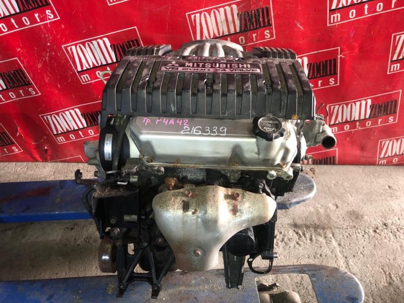 Двигатель Mitsubishi Legnum EA4W 6A12 1996 BA2522