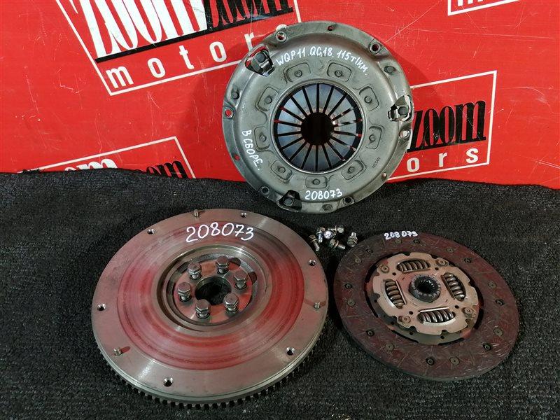 Сцепление в сборе Nissan Primera HP11 QG18DE 2000