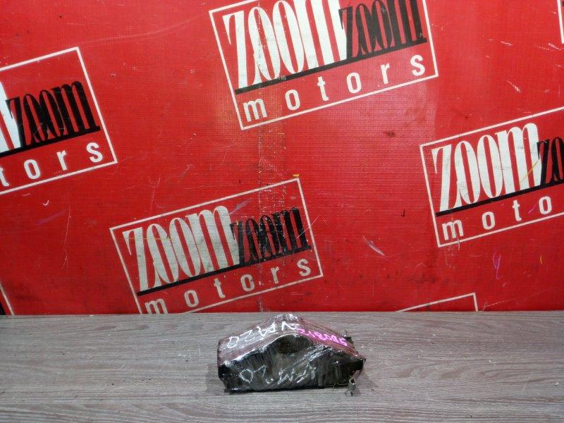 Колодки тормозные Nissan Nv200 VM20 HR16DE 2009 передние