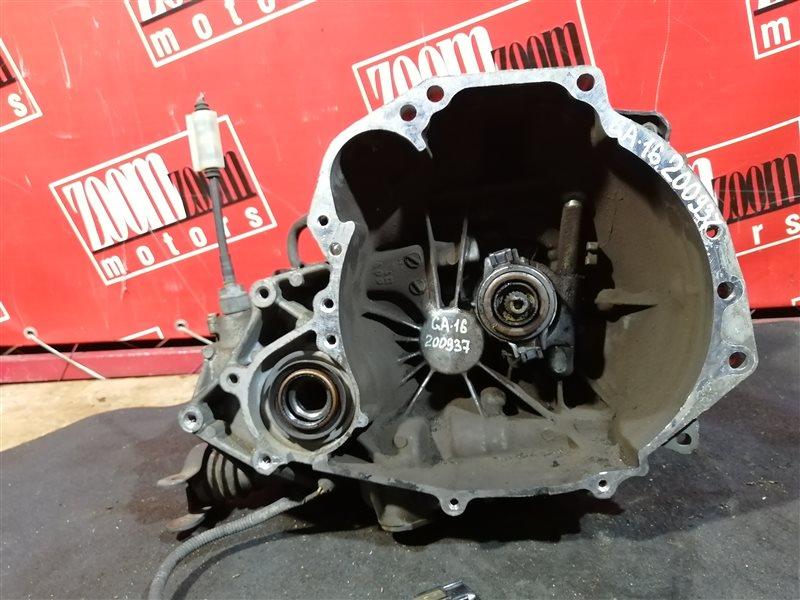 Мкпп Nissan Avenir VEW10 GA16DS 1995 RS5F31A FC41