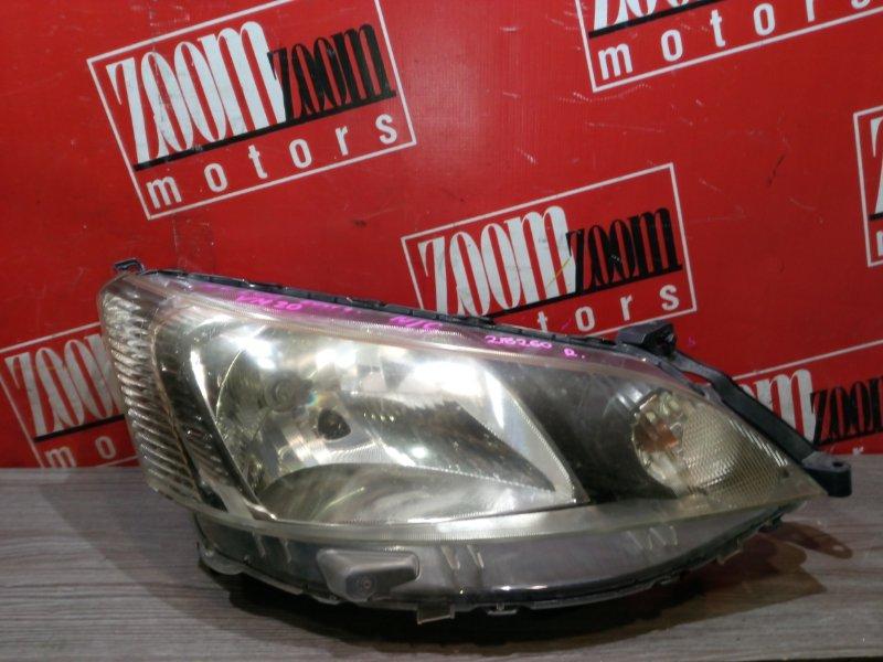 Фара Nissan Nv200 VM20 HR16DE 2009 передняя правая H007