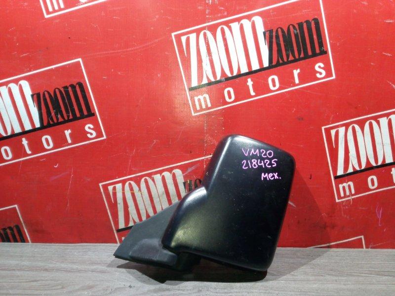 Зеркало боковое Nissan Nv200 VM20 HR16DE 2009 переднее левое черный