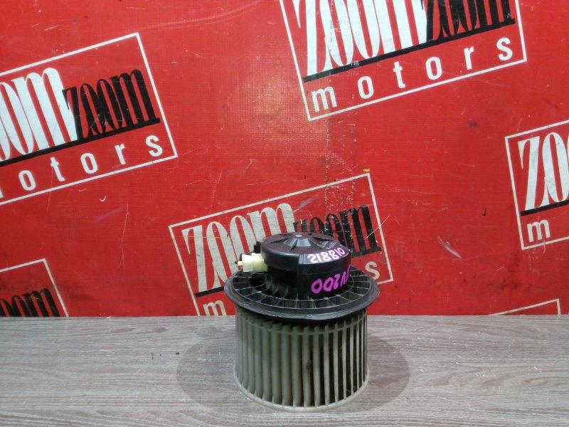Вентилятор (мотор отопителя) Nissan Nv200 VM20 HR16DE 2009 передний