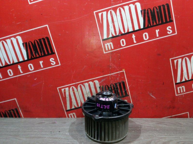 Вентилятор (мотор отопителя) Toyota Opa ZCT10 1ZZ-FE 2000 передний