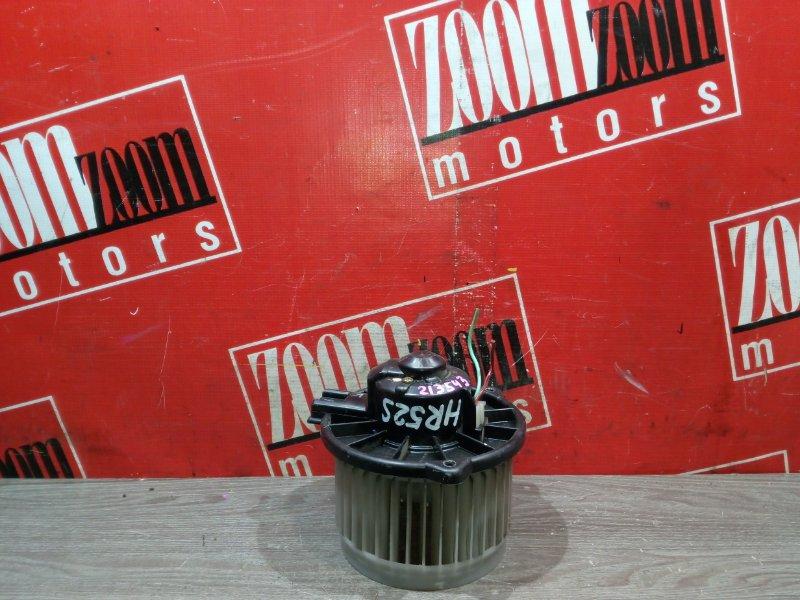 Вентилятор (мотор отопителя) Suzuki Chevrolet Cruze HR52S M13A 2000