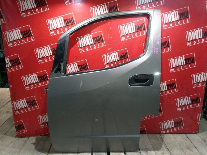 Дверь боковая Nissan Nv200 VM20 HR16DE 2009 передняя левая серый