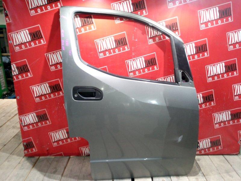 Дверь боковая Nissan Nv200 VM20 HR16DE 2009 передняя правая серый