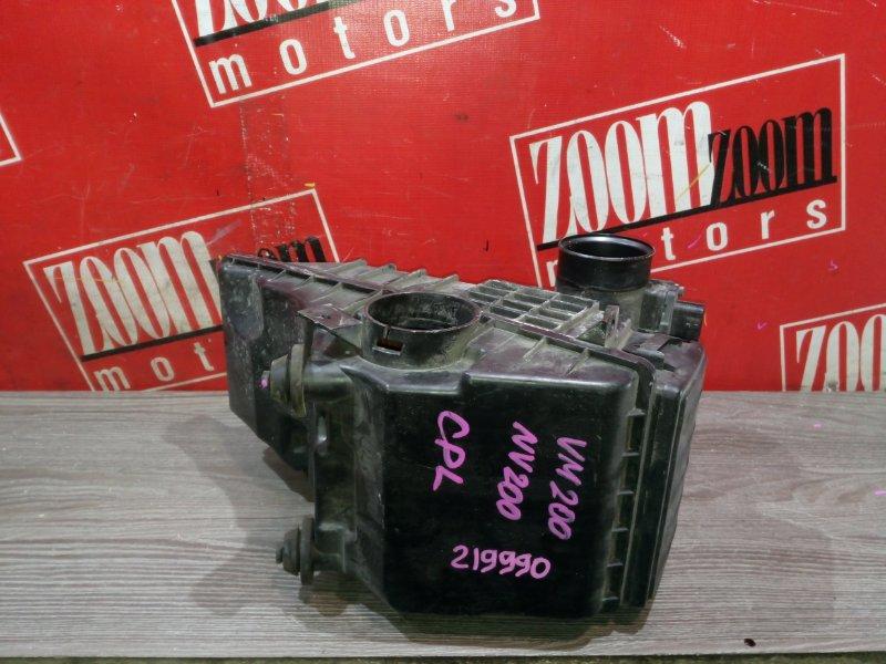 Корпус воздушного фильтра Nissan Nv200 VM20 HR16DE 2009 передний