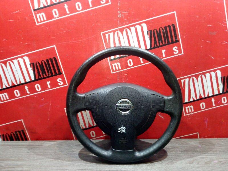 Руль Nissan Nv200 VM20 HR16DE 2009 передний черный