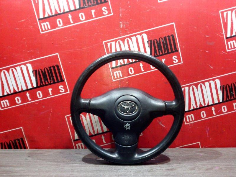 Руль Toyota Succeed NLP51 1ND-TV 2002 передний черный