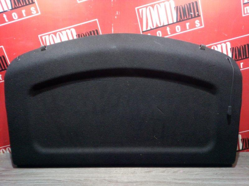 Полка багажника Mazda Axela BL5FW ZY-VE 2009 задняя черный