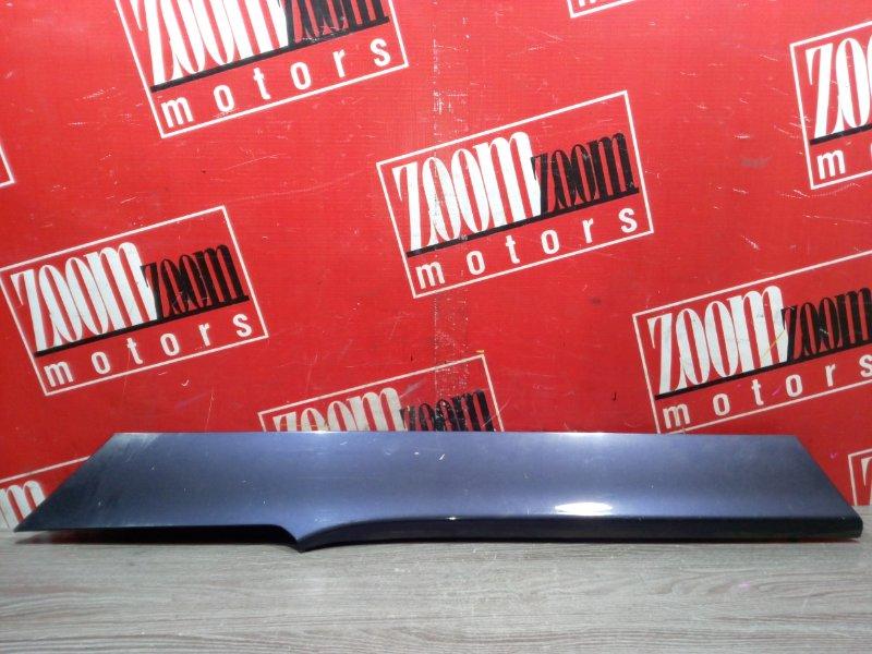 Накладка на крыло Toyota Voxy ZRR70 3ZR-FE 2007 задняя левая