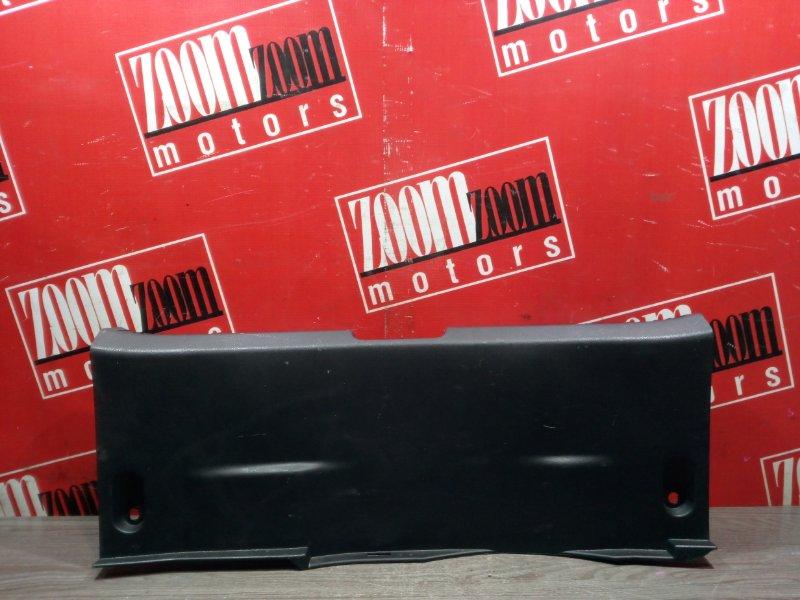Накладка багажника Mazda Demio DE3FS ZJ-VE 2007 задняя черный