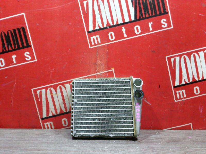 Радиатор отопителя Nissan Nv200 VM20 HR16DE 2009