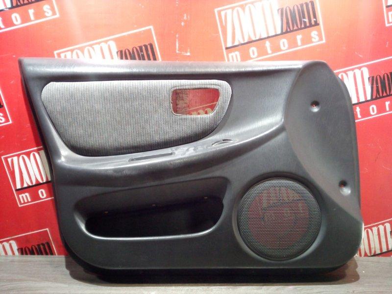 Обшивка двери Toyota Carina Ed ST200 3S-FE 1993 серый