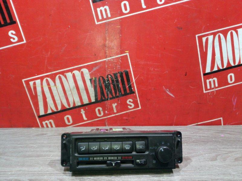 Блок управления отоплением и вентиляцией Subaru Impreza GF6 EJ18 1996 передний