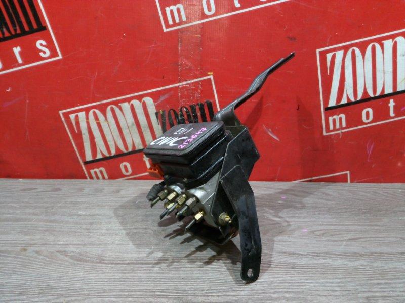 Блок abs (модулятор abs) Honda Civic EU1 D15B 2000