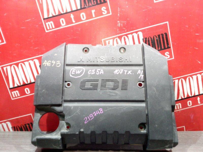 Крышка на двигатель декоративная Mitsubishi Lancer Cedia CS2A 4G93 2000 передняя