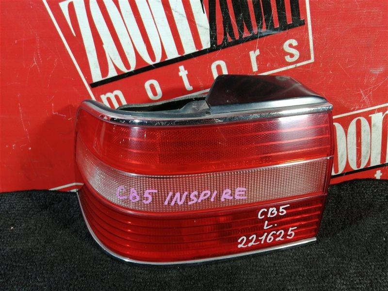 Фонарь (стоп-сигнал) Honda Accord Inspire CB5 G20A 1992 задний левый 043-8490