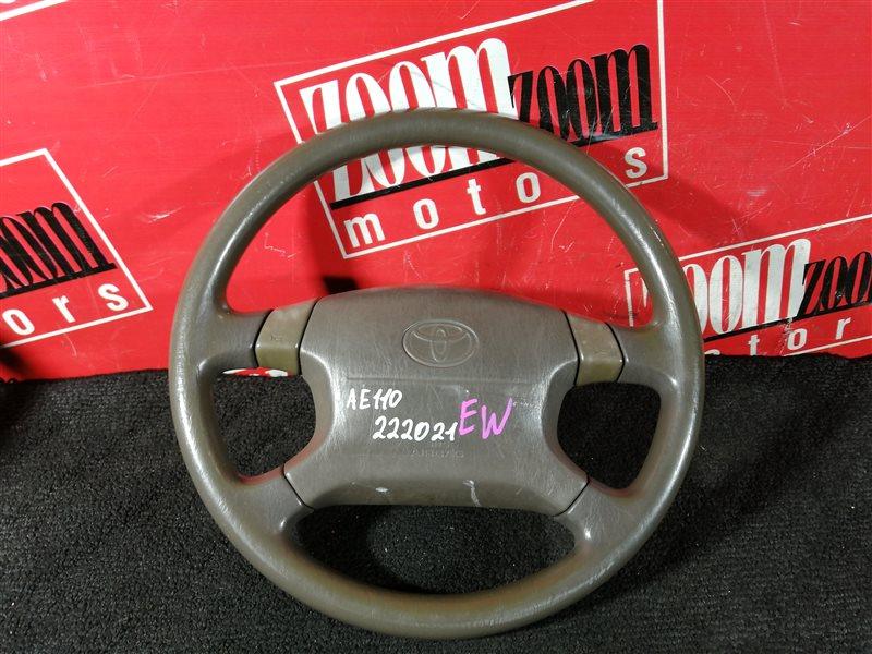 Руль Toyota Corolla AE110 4A-FE 1995