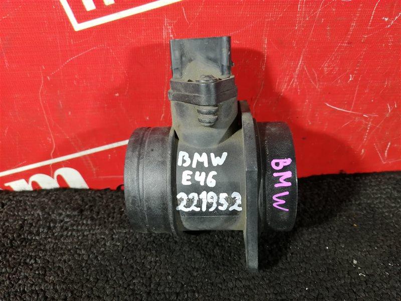 Расходомер (датчик расхода воздуха) Bmw 318 E46 N46 B20A 2001